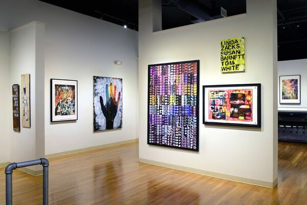 Electricity, installation view