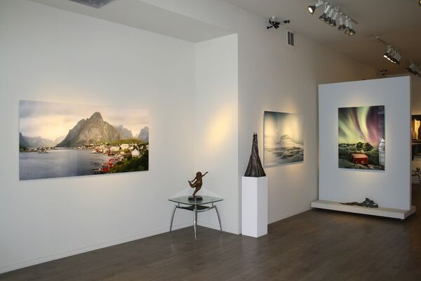 DOLF VERMEULEN, installation view