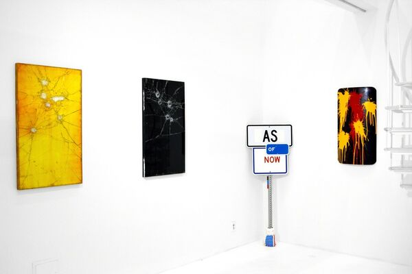 Talent Show, installation view