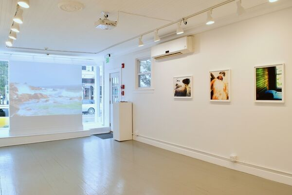 By the Sea, installation view