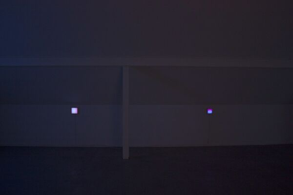 BRIGHT MEMORIES by Karolis Vaivada, installation view