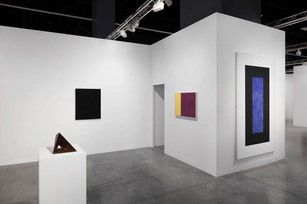 Kayne Griffin Corcoran at Art Basel in Miami Beach 2019, installation view
