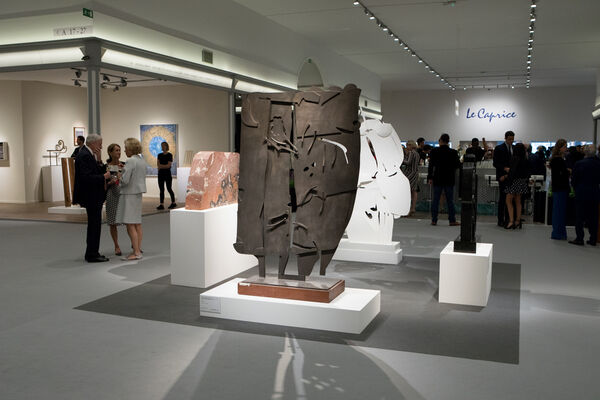 Robilant + Voena at Masterpiece London 2019, installation view