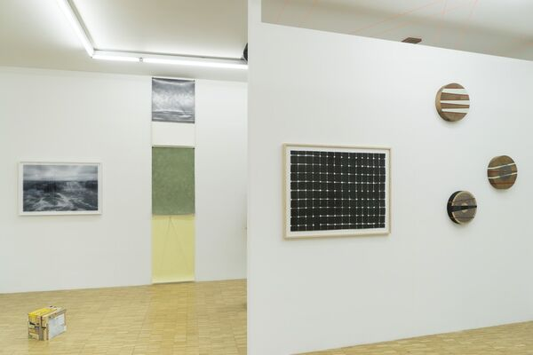alle * Group Exhibition, installation view