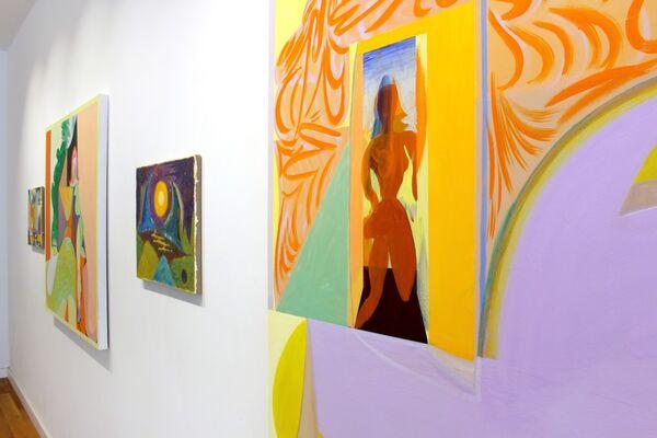 July 2018 Exhibition - Emil Robinson & Alan Prazniak, installation view