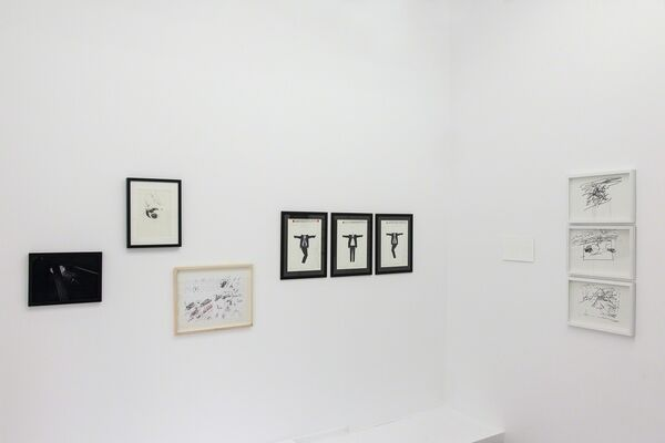 Let Them Draw, installation view