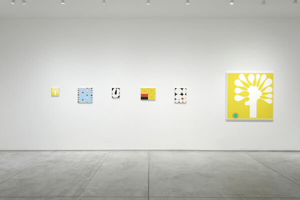 Cary Smith: Like Ripples on a Blank Shore, installation view