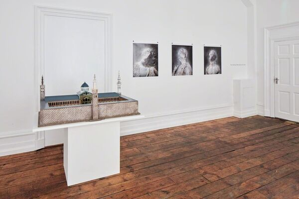 THE MISSING: REBUILDING THE PAST, installation view