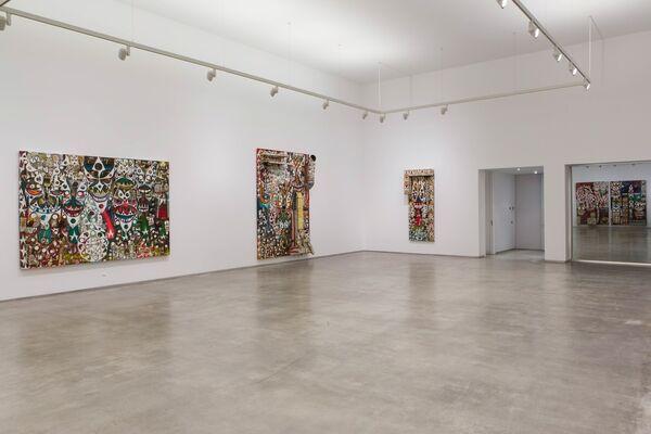 Ellipse of Passage, Phil Frost, installation view