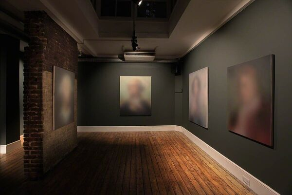 Dematerialized: A New Contemporary Vision, installation view
