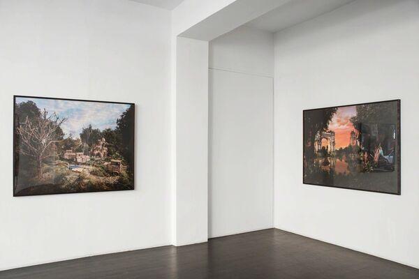 Lori Nix/ Kathleen Gerber - EMPIRE, installation view