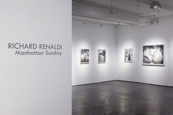 "Richard Renaldi ""Manhattan Sunday"", installation view"