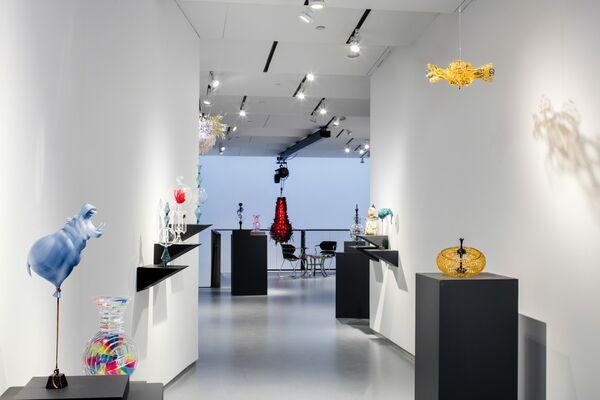 Simon Says, installation view