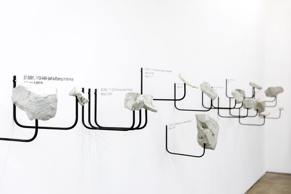 GROUNDED, installation view