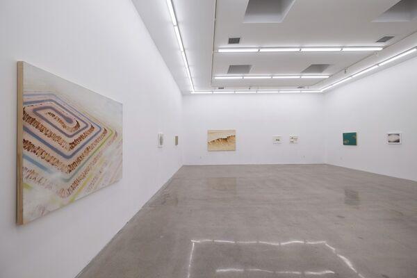 Chris Ballantyne: Transcendental Divide/Transitory Space, installation view