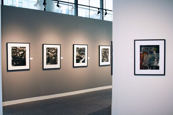 Steve Mennie: Reasonable Facsimiles & Unintended Consequences, installation view