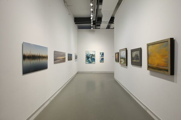 Life is But a Dream, installation view