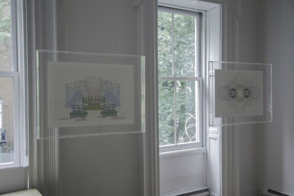 Andres Jaque / Office for Political Innovation: Sweet Phantom Home, installation view