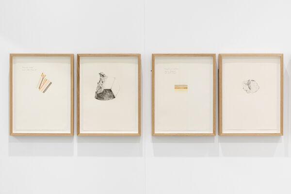Minerals of New York, installation view