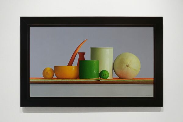 Janet Rickus: Recent Paintings, installation view