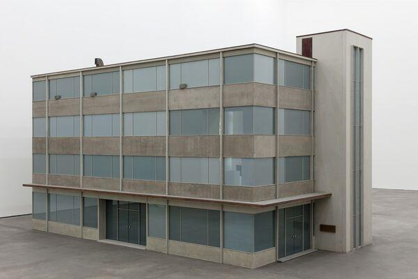 Haus, installation view
