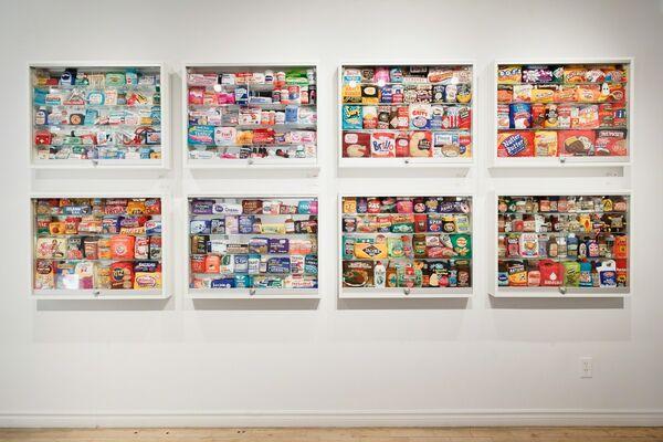 Lucy Sparrow's Erotic Emporium, installation view
