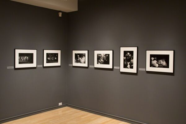 David Goldblatt: The Transported of KwaNdebele: A South African Odyssey, 1983-1984 | Ex-Offenders at the Scene of Crime, 2012-2015, installation view