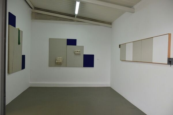 Poetic Anthology, installation view