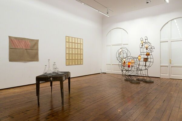 Switch On 3, installation view