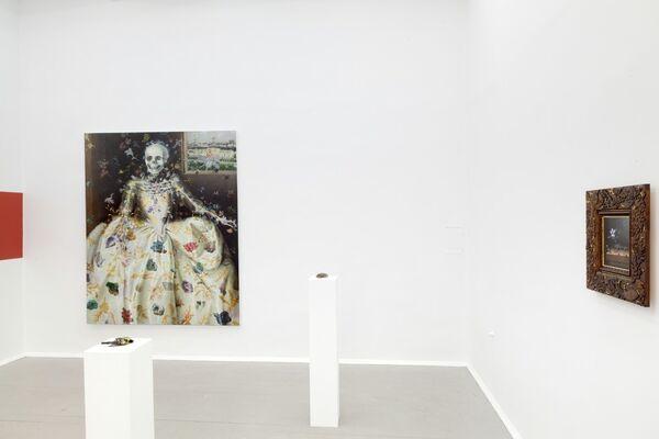 KOENIG2 | Haruko Maeda, installation view