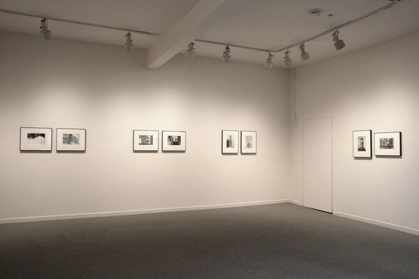 Ken Graves: The Home Front, installation view