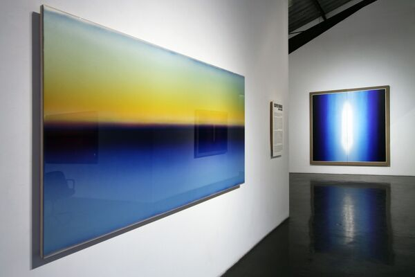 Casper Brindle: Recent Works, installation view