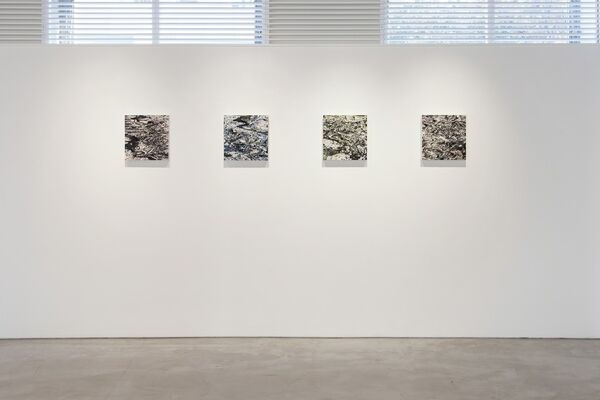 A Moment of Immersion, installation view