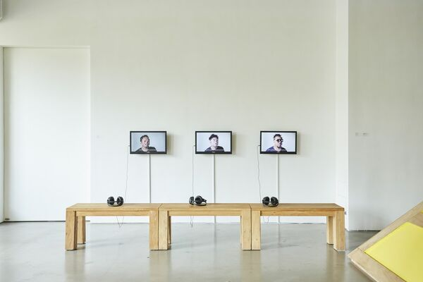 Wong Wai Yin: Without Trying, installation view