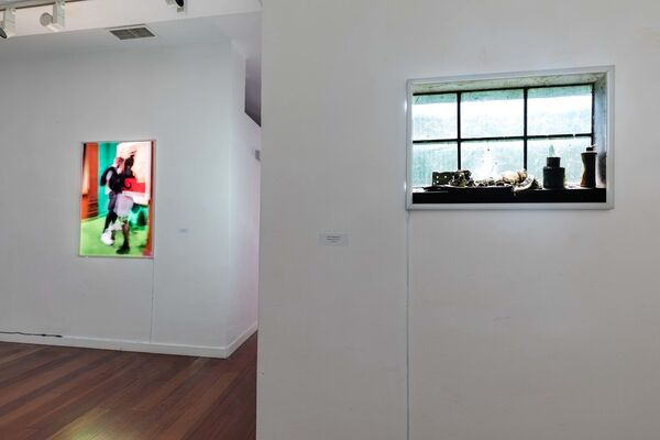 EN PASSANT, installation view