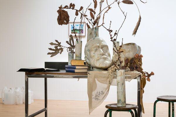 Jumana Manna at the Liverpool Biennial 2016, installation view