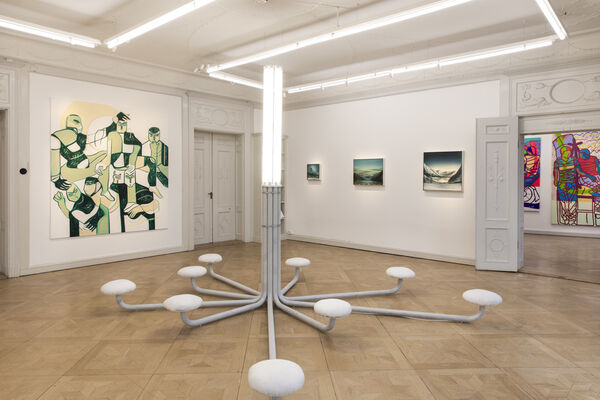 Are you familiar with our concept?, installation view