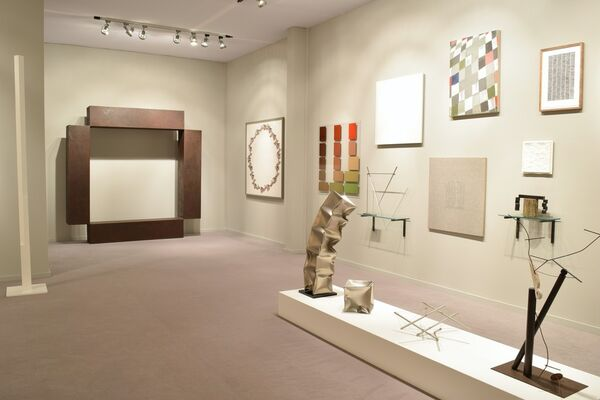 Borzo Gallery at TEFAF Maastricht 2017, installation view