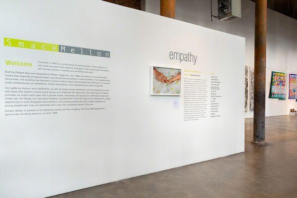 Empathy, installation view