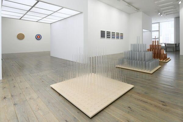Dan Walsh, Apostrophe, installation view