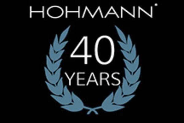 HOHMANN Celebrates 40th Anniversary, installation view