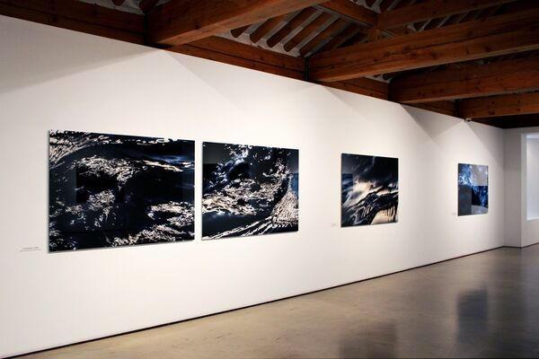 LEE Chang Soo, Luminescence, Here and There, installation view