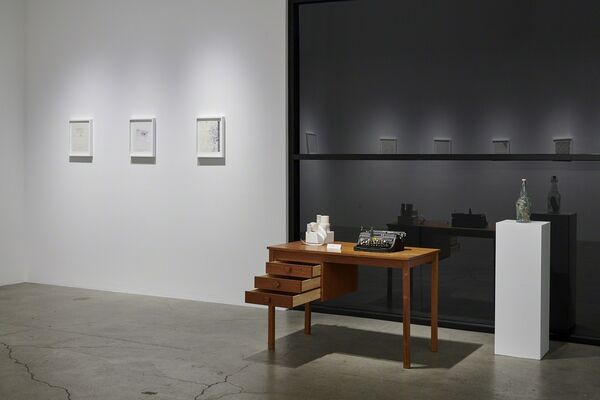 Lenka Clayton: Won, Too, Free, For, installation view