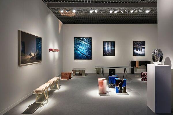 ammann//gallery at PAD Monaco 2019, installation view