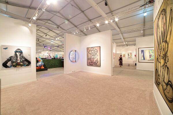 Eternity Gallery at Art Wynwood 2019, installation view