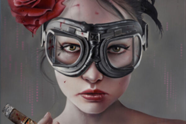 Brian M. Viveros: The Good, The Bad & THE DIRTY, installation view