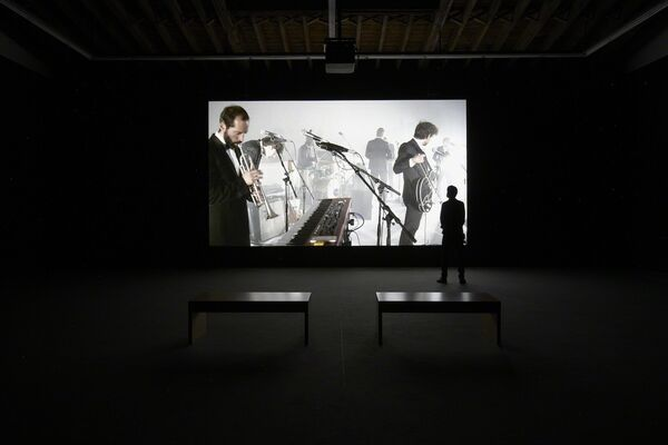 Ragnar Kjartansson and The National, installation view