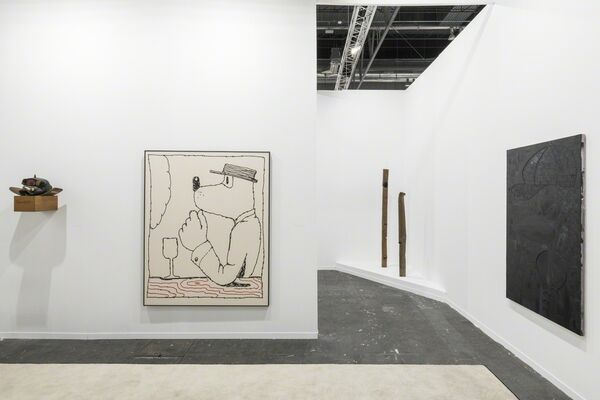Louis 21 at ARCOmadrid 2019, installation view