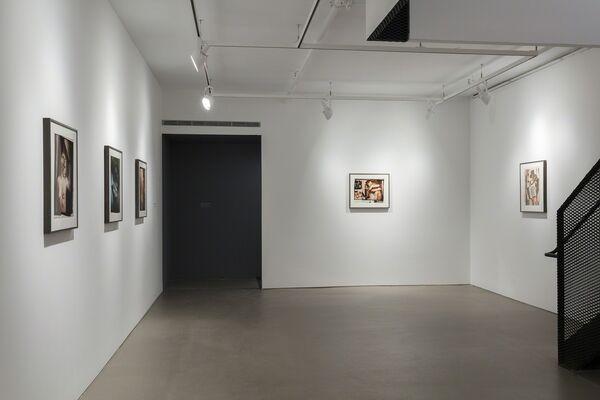 Mark Morrisroe: Works from 1982 - 85, installation view