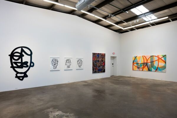 JM RIZZI: The Sanest Days Are Mad, installation view